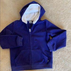 Carters girls 6x zip hoodie. 6x